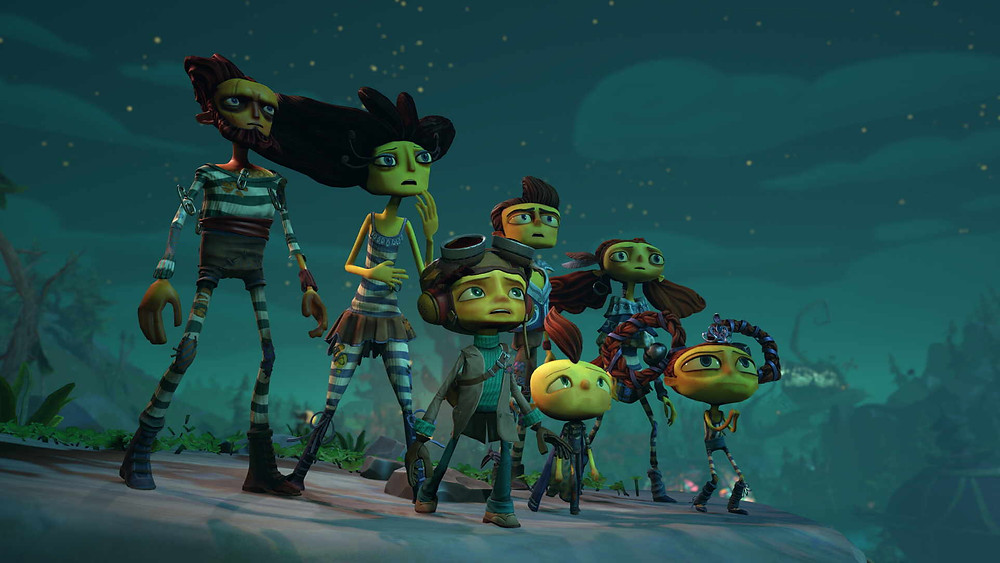Psychonauts 2 Test Review Xbox Series Game Pass