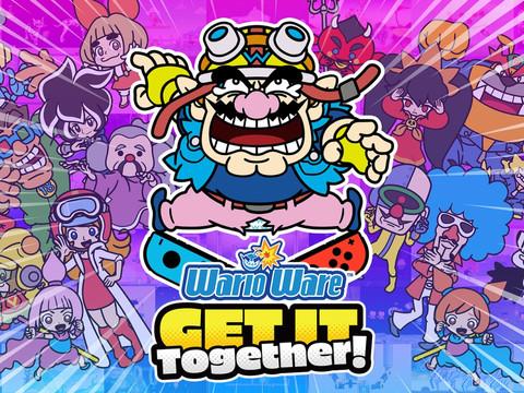 Microspass mit WarioWare: Get it Together