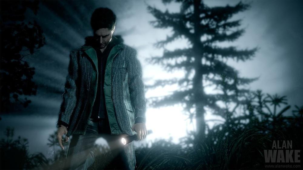 Alan Wake Remastered Xbox Series PS5