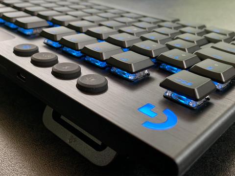 Logitech G915 TKL RGB-Keyboard im Test