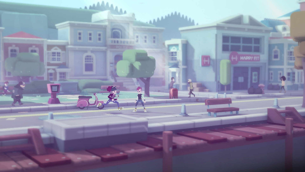 Young Souls Game PS4 Xbox Switch Vorschau Preview