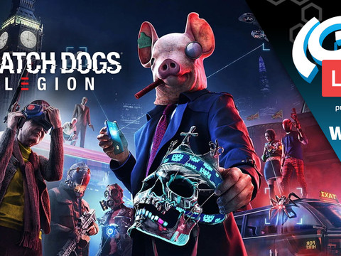 The(G)net LIVE: Watch Dogs Legion