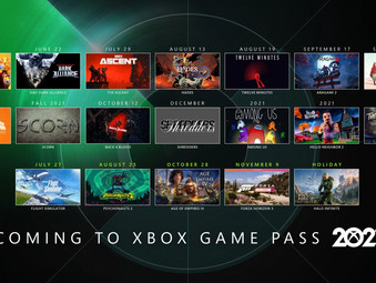 E3 2021: 27 von 30 neuen Xbox Games ab Tag 1 im Gamepass