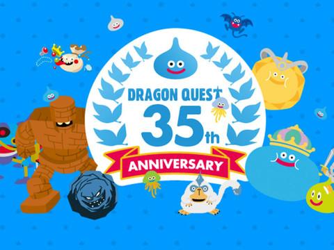 """Zusammenfassung des Square Enix """"DQ"""" Live-Streams zum 35. Jubiläum von Dragon Quest"""