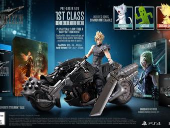 Neue Details zu Final Fantasy VII Remake