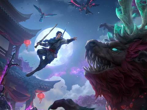 Immortal Fenyx Rising DLC Mythos vom Reich des Ostens jetzt verfügbar