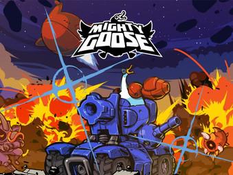 Lust auf ein neues Metal Slug? Check Mighty Goose!