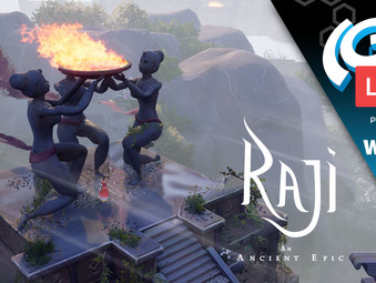 The(G)net LIVE: Raji: An Ancient Epic