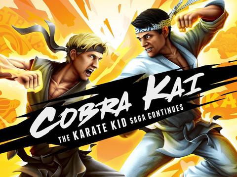 Cobra Kai: The Karate Kid Saga Continues vorgestellt