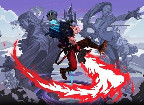 Blade Assault jetzt auf Steam im Early Access