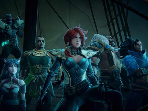 Ruined King: A League of Legends Story erscheint Anfang 2021