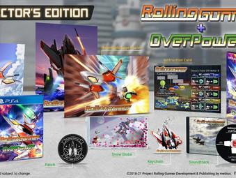 Rolling Gunner Limited- und Collectors Editions jetzt vorbestellbar