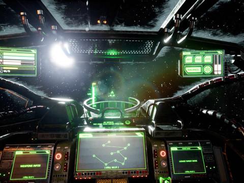 Merge Games enthüllt Horrorspiel Haunted Space