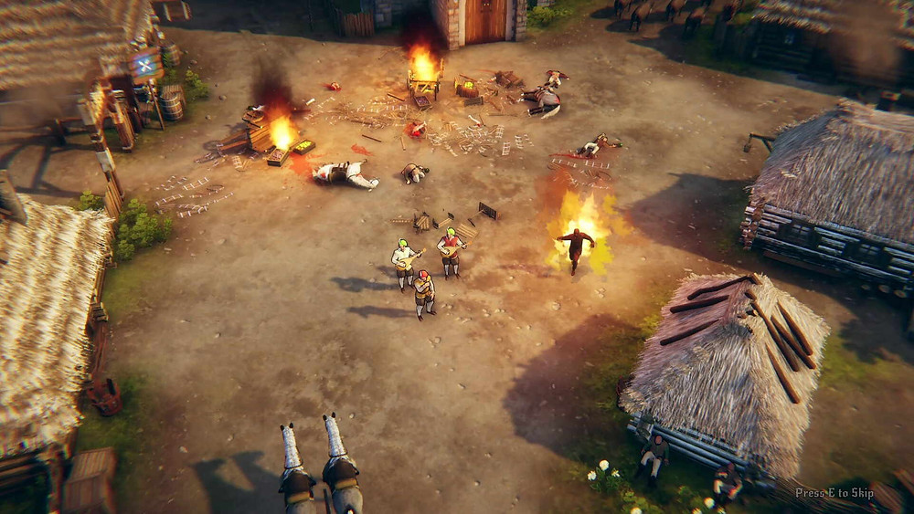 Rustler Game Review Test PS5 Xbox Series