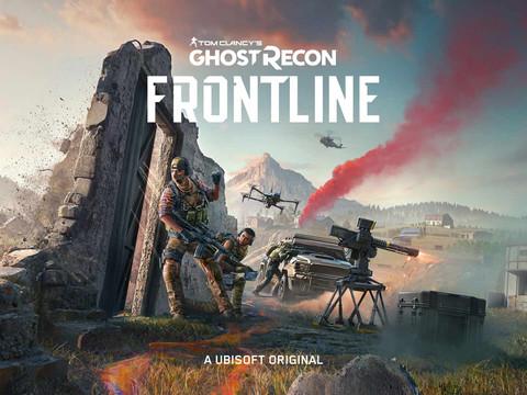 Ubisoft enthüllt Ghost Recon Frontline