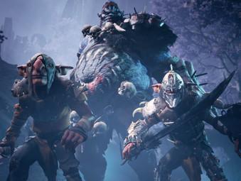 Dark Alliance Release Date und neuer Gameplay-Trailer