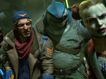 Suicide Squad: Kill the Justice League - Story-Trailer