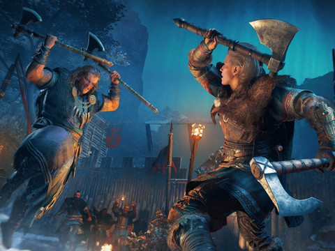 The(G)net Review: Assassin's Creed Valhalla