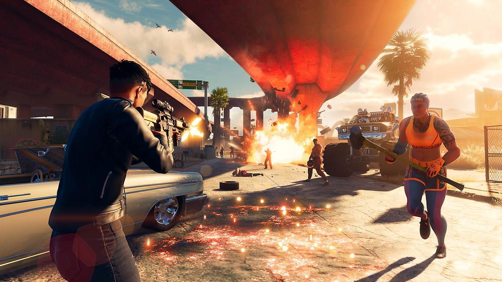 Saints Row Reboot PS5 Xbox Series