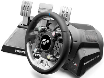 Thrustmaster enthüllt T-GT II Lenkrad für PS5