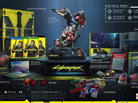 E3: Cyberpunk 2077 Release Date, CE und neuer Trailer