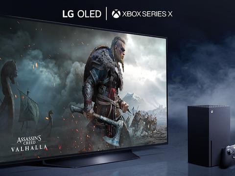 Xbox geht Partnerschaft mit LG OLED TVs ein