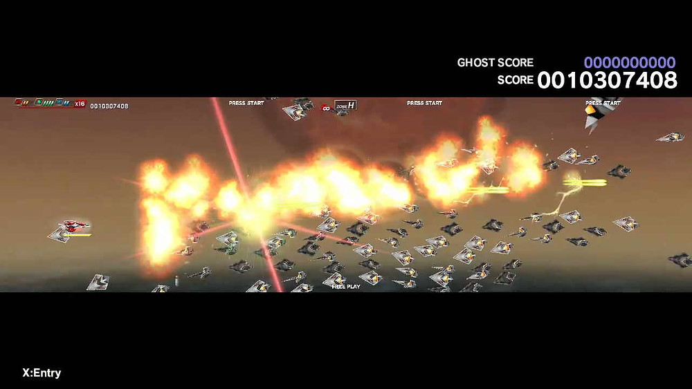DariusBurst Another Chronicle EX+ Test Review