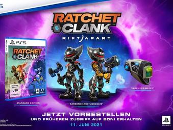 Ratchet & Clank: Rift Apart Release-Datum bekannt