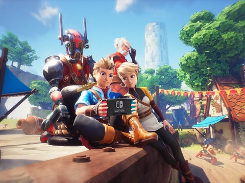 Oceanhorn 2: Knights of the Lost Realm erscheint für Switch