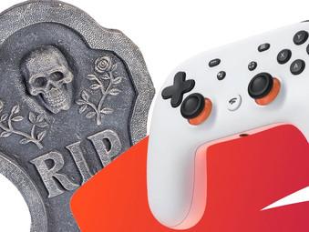 Google schliesst Stadia Games & Entertainment Studios