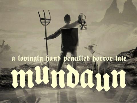 Mundaun wird ein urschweizerisches Horror-Abenteuer