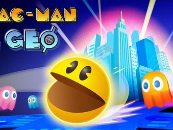 Pac-Man Geo - Erobert die Strassenlabyrinthe der echten Welt