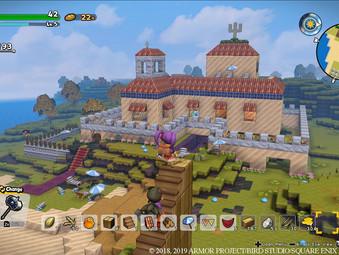 The(G)net Review: Dragon Quest Builders 2