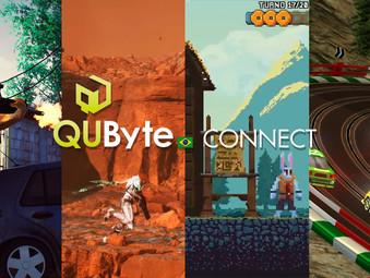 QUByte Connect 2020 Zusammenfassung - 14 neue Indie-Spiele aus Brasilien