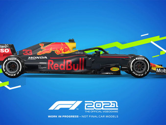 EA und Codemasters kündigen F1 2021 an