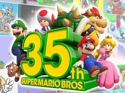 Nintendo feiert 35 Jahre Mario mit vielen Spieleankündigungen