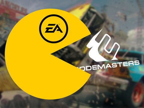 EA kauft Codemasters für 1.2 Mrd. US$