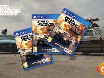 Jetzt 3x1 Fast & Furious Crossroads für PS4 gewinnen!