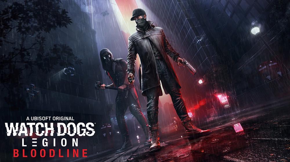 Watch Dogs Legion Bloodline DLC