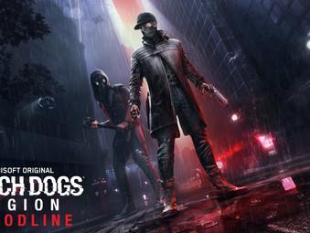 Watch Dogs: Legion - Bloodline steht zum Download bereit