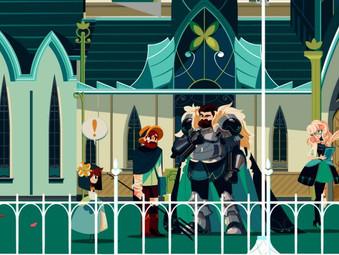 JRPG Cris Tales erscheint im Juli in Europa