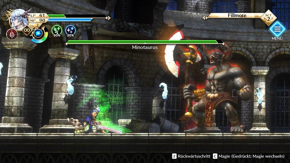 Actraiser Renaissance Switch PS4