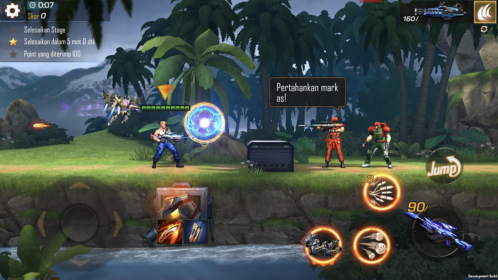 Contra Returns iOS Android