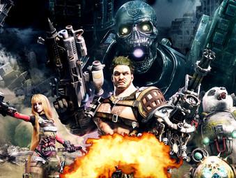 Konami kündigt Contra: Rogue Corps an