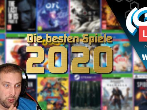 The(G)net LIVE: Die besten Spiele 2020