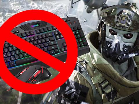 Battlefield 2042 ohne Maus- und Tastaturunterstützung