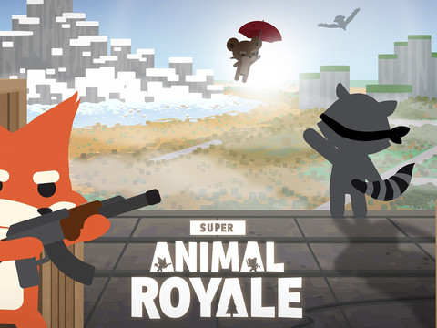 Super Animal Royale - Battle Royale in 2D mit putzigen Pets