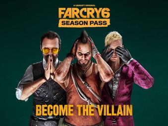 Neuer Far Cry 6 Trailer mit Antón Castillo und Season Pass Inhalte vorgestellt