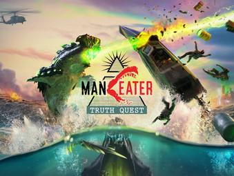 Maneater DLC Truth Quest erscheint am 31. August 2021