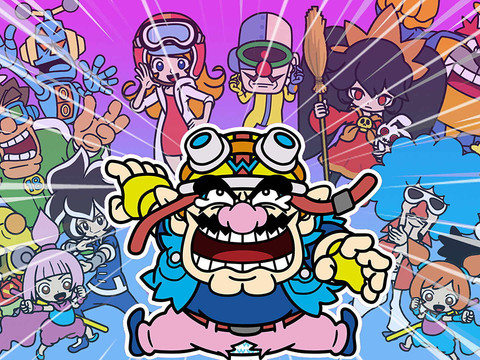 The(G)net Review: WarioWare: Get It Together!